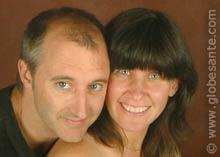 Isabelle Gendron et Paul Leduc